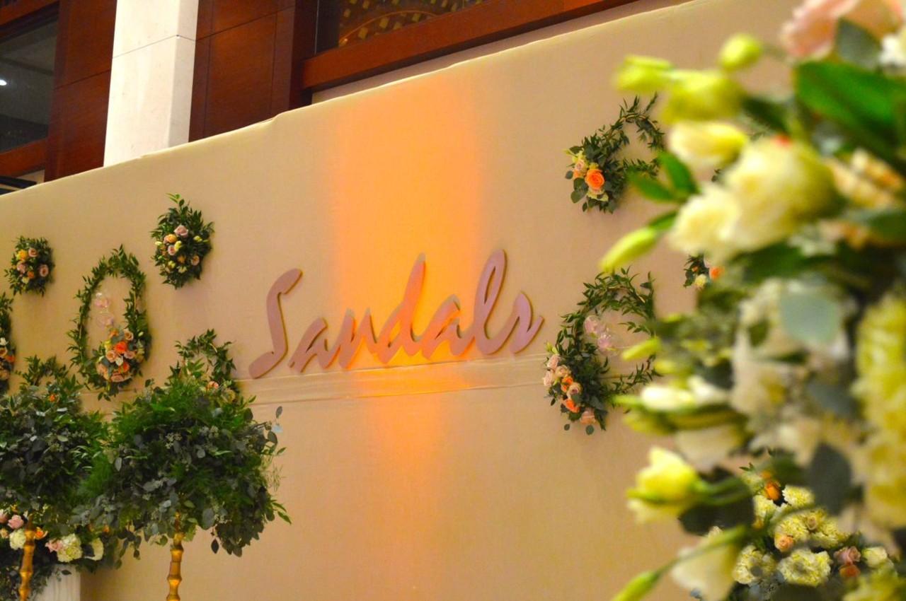 Sandals Sponsor